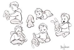 Art baby drawing, drawing base, drawing for kids, art for kids, Toddler Drawing, Baby Drawing, Drawing Base, Drawing Drawing, Drawing Tips, Art Drawings Sketches, Cartoon Drawings, Cartoon Art, Cute Drawings