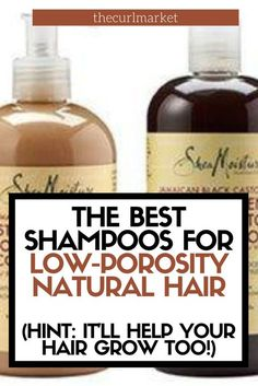 The Best Shampoo For Low Porosity Hair: An Overview