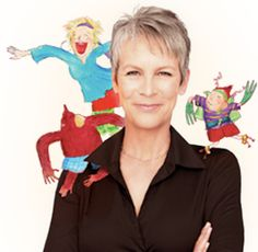 Jamie Lee Curtis and My Brave Year of Firsts | Iconoclast Books
