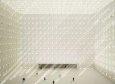 modelarchitecture:  La Porta di Milano by estudio campo baeza
