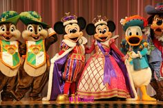 King Mickey and Queen Minnie - Cinderellabration