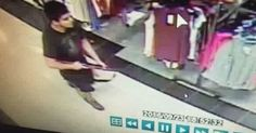 "Police in Washington State are hunting for a ""Hispanic male"" wearing a black t-shirt armed with a rifle who opened fire in the shopping mall near Seattle"