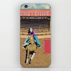 Cheyenne Rodeo Cowgirl Barrel Racing Iphone Skin by Dancing Cowgirl Design - iPhone 8 All You Need Is, Iphone Decal, Iphone Cases, Cheyenne Rodeo, Country Phone Cases, Rodeo Cowgirl, Brick Art, Horse Bridle, Barrel Racing