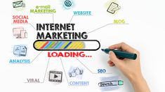 Green Digital Space Are you using internet marketing to promote your business online? If you aren't, you need to start. Here, you will find a beginner-friendly overview of the most popular and effective Internet marketing techniques. Site-wide links are links that appear on every page of your website. In most cases, you'll find these on the lower half... This Blogpost is originally from The Best Ways To Succeed With Internet Marketing in 2021 and written by Ankit K. Top Digital Marketing Companies, E-mail Marketing, Marketing Consultant, Digital Marketing Strategy, Business Marketing, Online Marketing, Marketing Ideas, Online Business, Marketing Program