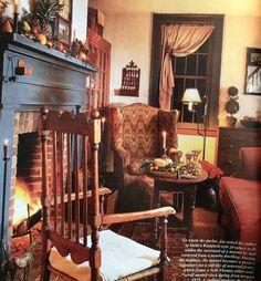 full and snug livingroom