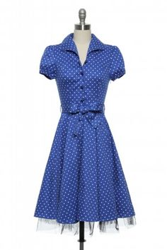 I'm Not a Housewife Dress | Vintage, Retro, Indie Style Dresses