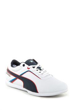 Puma x BMW Ignis: White