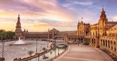 Plaza de Espana, Seville | LUX Guide: The Best Places to Visit in 2016 According to 20 of the World's Top Luxury Travel Bloggers | LUXPORTATION