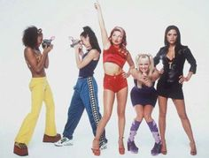 Who doesn`t love the Spice Girls.