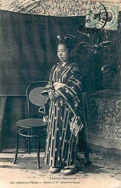 a woman in Saigon (1910)