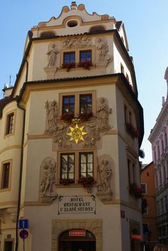 Prague (by Bernard Mowbray)