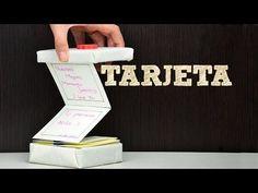TARJETA DE RECUERDOS PARA REGALAR   MUSAS   ideas para regalar 14 de febrero - YouTube