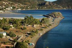 La costa da Heraion a Ossios Loukas | Camperistas.com
