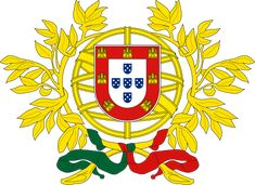 Coat of Arms of #Portugal | #heraldry