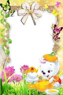 kids frame frame for photo  beautiful frame png