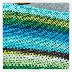 Getting there ...slowly  #crochet #scrapyarnblanket #babyblanket #lovecrochet #yarncrazy #instacrochet #crafting #crochetaddict #crochetblanket #yarnaddict #yarnaholic #colour #coloursplash by yarninglyfun_by_antengen
