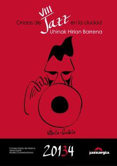 "Imagen y web de ""Ondas de Jazz en la Ciudad"" 2013-14 (homenaje a Chet Baker) Jazz, Movies, Movie Posters, Waves, Cities, Film Poster, Jazz Music, Films, Popcorn Posters"
