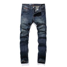 Fashion Men`s Jeans 29-40 High Quality Straight Fit Printed Designer Logo Jeans For Men Famous Brand Dsel Jeans Trousers male F7 men suits -*- AliExpress Affiliate's buyable pin. Details on product can be viewed on www.aliexpress.com by clicking the image #MensJeans