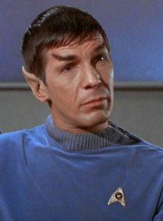 Lieutenant Spock,Pilot Episode, The Cage