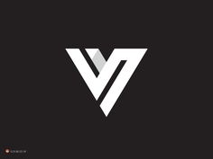 V by George Bokhua #Design Popular #Dribbble #shots