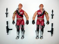 Xamot 2002 G.I. Joe Figure