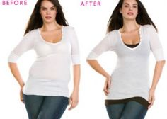 dress to look thinner on Pinterest | 10 Pounds, To Look ...