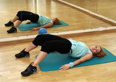 Упражнения Бубновского для тренировки в домашних условиях