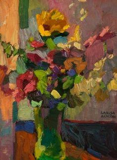 larisa aukon paintings | Found on scottsdaleartschool.org