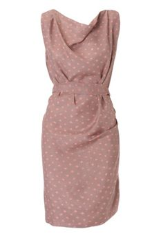 Vivienne Westwood. Ingrid Dots Print Dress