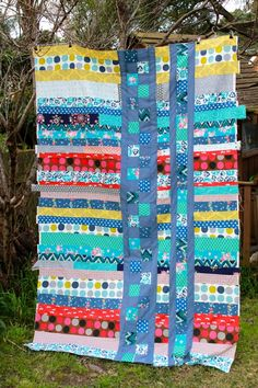 7-hour quilt top by Siobhan Rogers | Beaspoke Quilts