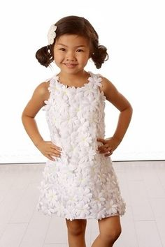 Daisy A-Line Dress | 41 Flower Girl Dresses That Are Better Than Grown-Up People Dresses