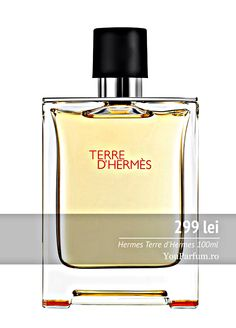 Hermes Terre d'Hermes este un parfum bărbătesc, de lux, cu note ușor picante. Delectați-vă cu un miros puternic și energetic care celebrează misterul masculin. Terre d'Hermes este un parfum unic și elegant, o combinație de elemente clasice și accente moderne. Parfumul oferă o experiență irezistibilă creată datorită ingredientelor naturale și a stilului inconfundabil al brandului Hermes. Jean Claude Ellena, Unic, Hermes, Perfume Bottles, Modern, Beauty, Manish, Fragrance, Trendy Tree
