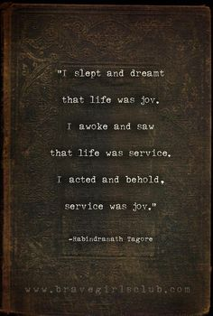 Rabindranath Tagore - he's my favorite Positive Quotes, Motivational Quotes, Inspirational Quotes, Tagore Quotes, Tree Quotes, Service Quotes, Quotes About Strength, Beautiful Words, Quotations