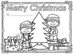 ***FREE*** Christmas posters or greeting cards to decorate, color and give. There are 5 engaging coloring pages in this FREE pack - find the little mouse in each one. Suitable for all ages, perfect for younger learners to tell a story about the picture.