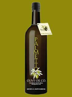Palmetto Oilve Oil they make delicious Flavored Oilve Oils!