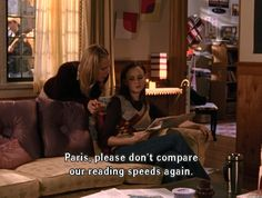 Gilmore Girls - Liza Weil and Alexis Bledel