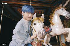 Rapper, Giant Bunny, Bunny Bunny, Blue Hour, Chinese Zodiac, Kpop Boy, South Korean Boy Band, Carousel, Mini Albums