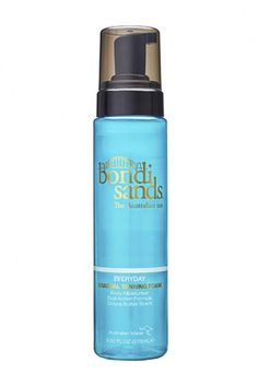 A healthy glow, everyday. Experience a sun-kissed Australian tan every time with Bondi Sands Everyday Gradual Tanning Foam. Enriched with aloe vera an...
