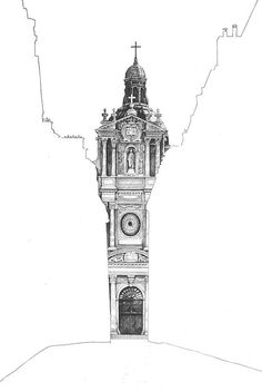 05-Church-Marias-Paris-Minty-Sainsbury-Architectural-Street-and-Building-Drawings-www-designstack-co