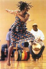 Caribbean dancer {image reference for joy of life, lifestyle, happiness, attitude}