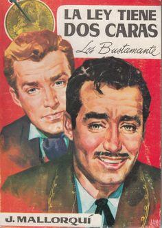 La ley tiene dos caras. Ed. Cid, 1962 (Col. Los Bustamante ; 3)