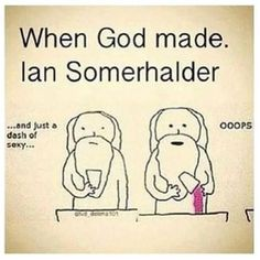 Ian Somerhalder - Damon Salvator - Vampire Diaries.....