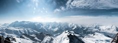 Central french alps facebook cover