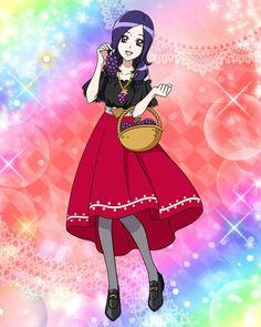 東せつな 実りの秋 -プリキュア つながるぱずるん攻略Wikiまとめ【キュアぱず】 - Gamerch Doki Doki Anime, Smile Pretty Cure, Futari Wa Pretty Cure, Star Cards, Glitter Force, Girls Show, Character Design References, Manga Girl, Anime Chibi