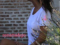 Camiseta con detalles flúor #moda