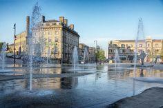 st george square   St George's Square, Huddersfield   Huddersfield   Pinterest