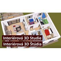 INTERIÉROVÁ 3D ŠTÚDIA Monopoly, Studios, 3d