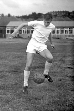 Circa July Norman Hunter pictured at the old Supporters Club which used to overlook training ground at Fullerton Park The Damned United, Norman Hunter, Leeds United Fc, Sports Stars, Football Team, Soccer, The Unit, Memories, Running