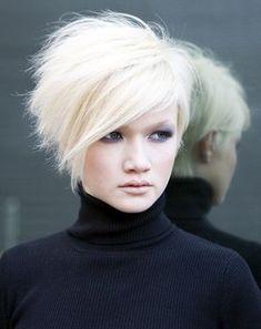 16 coiffures courtes pour un Look Trendy et occasionnels. - Coupe Courte Femme