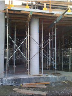 Plastube Column Formwork